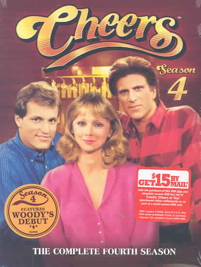 CHEERS:COMPLETE FOURTH SEASON BY CHEERS (DVD)